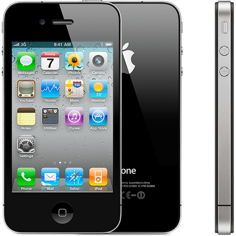16GB iPhone 4 Bell